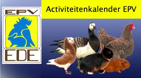 Activiteitenkalender EPV