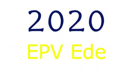 Uitnodiging nieuwjaarsreceptie 2020